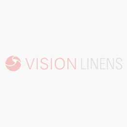 VE300 Polycotton Emboridered Square Pillowcase