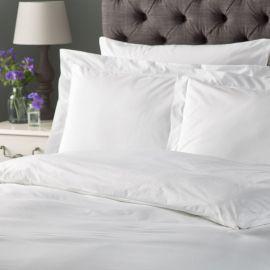 V200 80/20 Cotton Rich Percale Plain XL Duvet Cover