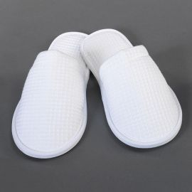 VE Waffle Hotel & Spa Slippers (In Packs of 100)