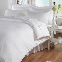 VV300  300 thread count 100% cotton duvet cover with 0.5cm satin stripes