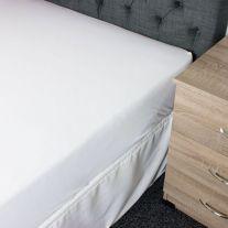VE Jersey Stretch 100% Cotton Single Size Fitted Sheet