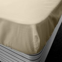 VE Flame Retardant 100% Polyester Single Size Fitted Sheet