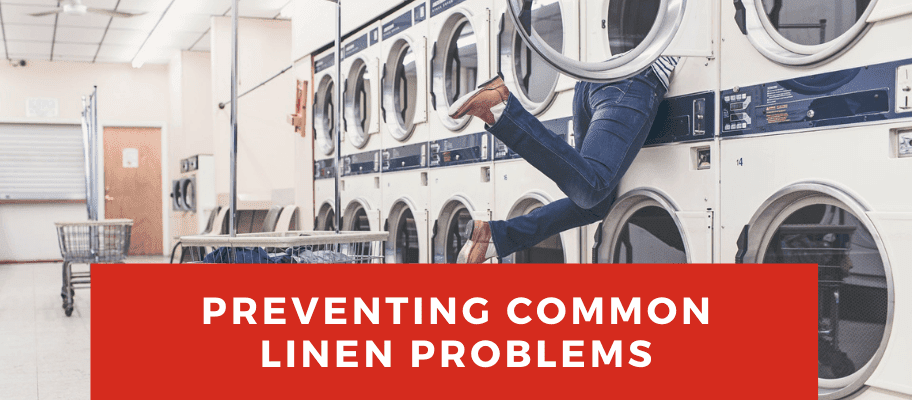 Preventing Common Linen Problems: From Grey Towels To Shrinking Bedding