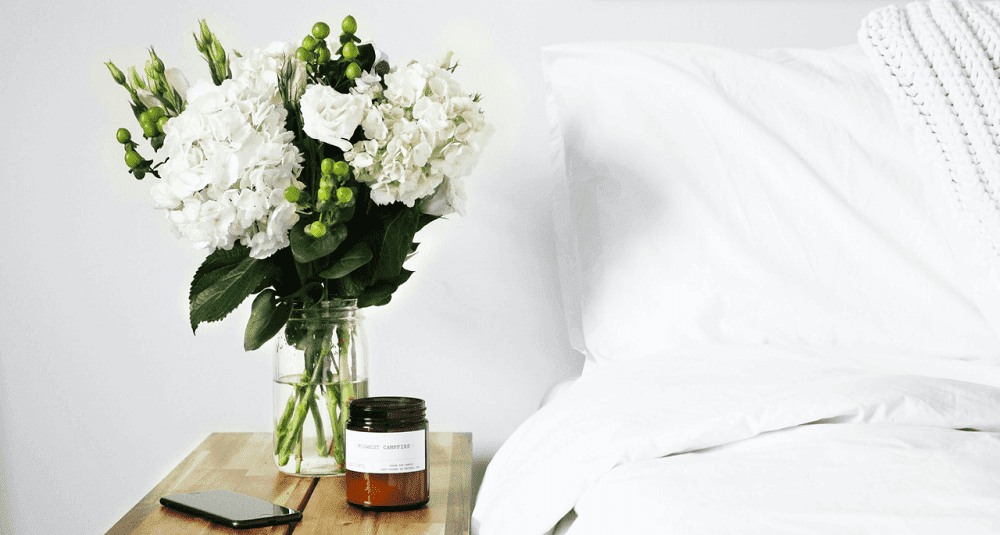 How To Keep Your White Bedding White